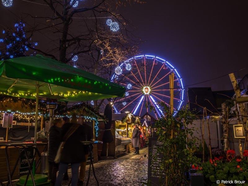 Liège - Marché de Noël de Liège - Grande roue