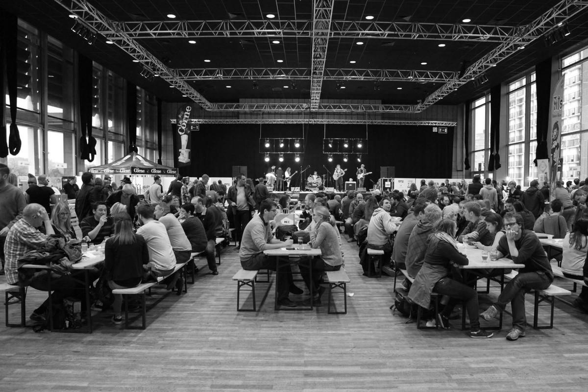 Hoppy Days - Liège - Salle Palais des Congrès