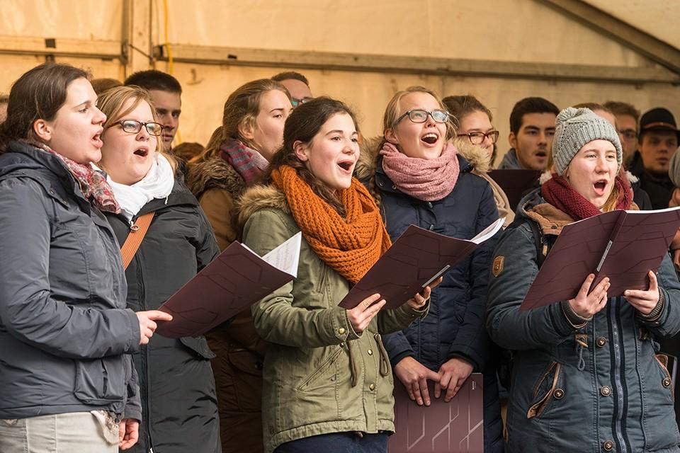 Magie de Noël - St Vith - chorale