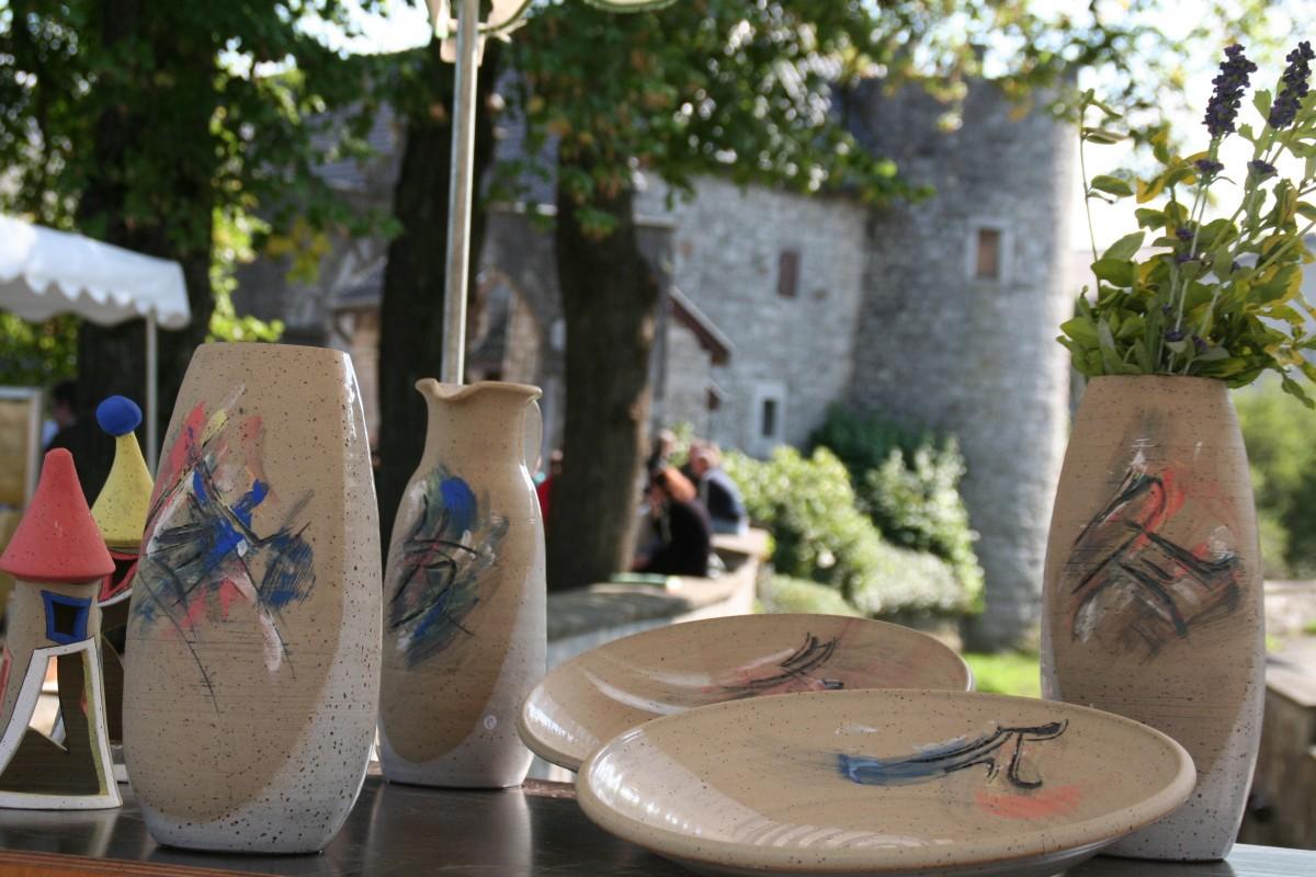 Raeren - Marché Eurégional de la Céramique