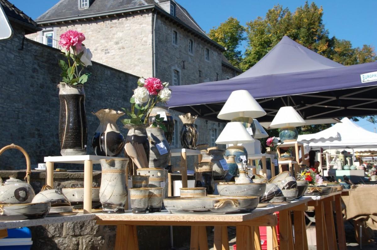 Marché eurégional de la Céramique - Raeren