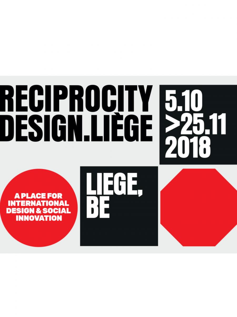 Reciprocity 2018 - Liège
