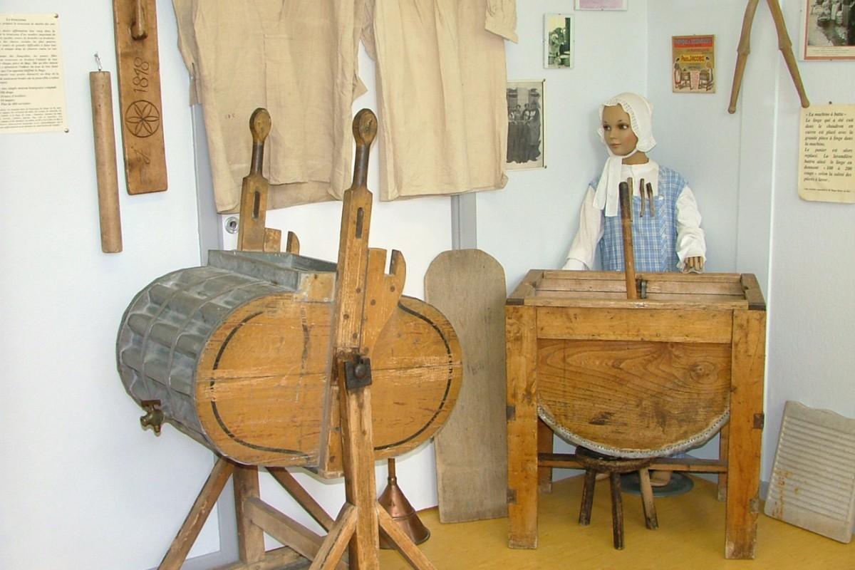 Musée de la Lessive - Spa - Wallonie Insolite