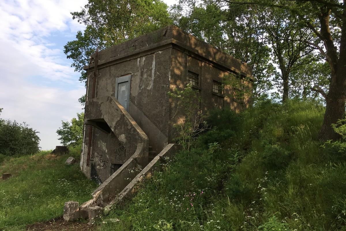 Plombières - Château d'eau - visite insolite