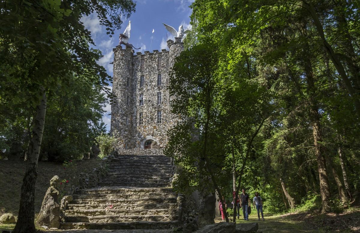 Tour d'Eben-Ezer - Eben-Emael - Escalier