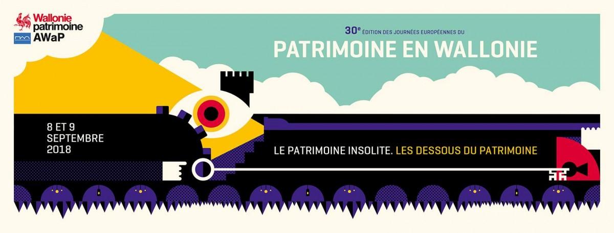 Province de Liège - 30e Journées du Patrimoine