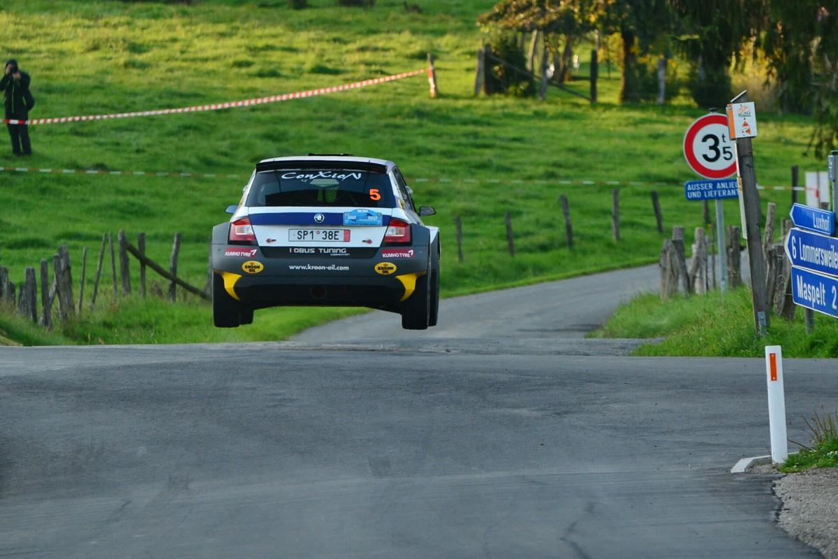 EastBelgium Rallye 2018 ©Sandro Delaere