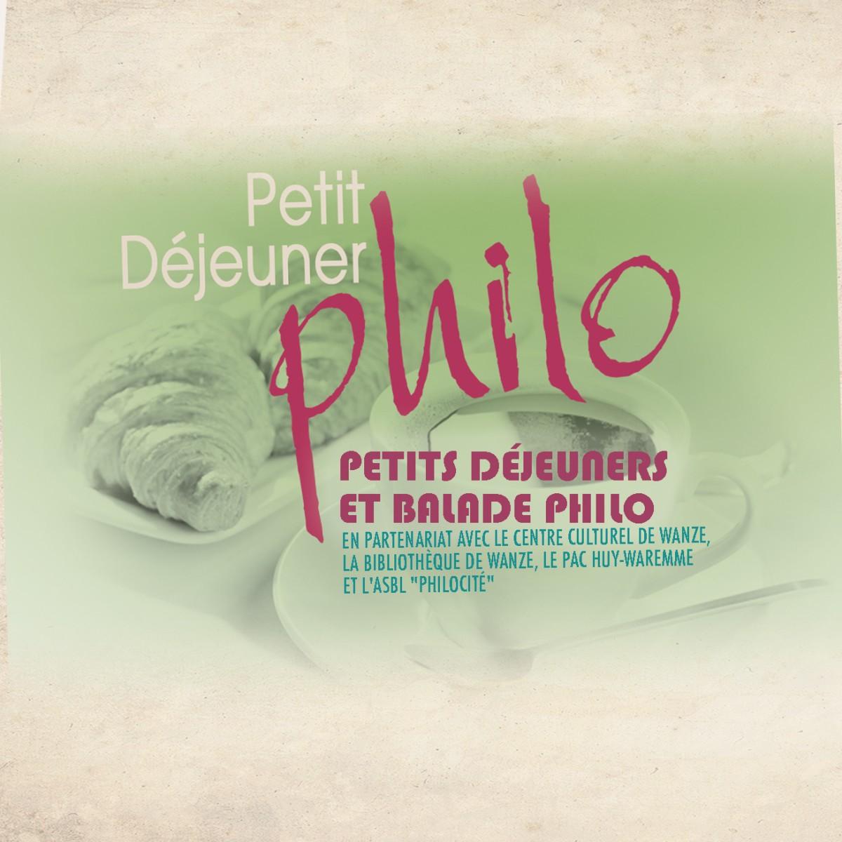 Wanze - Petit-déjeuner philo