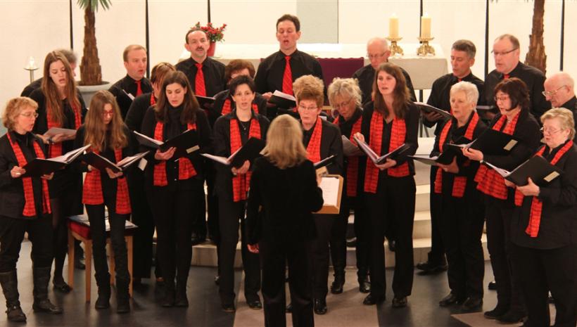 Concert de l'Avent - Krewinkel -Chorale Ste Cäcilia