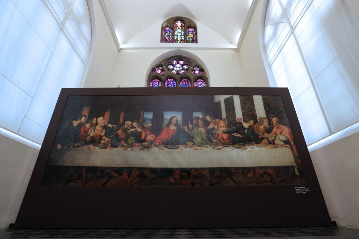 Liège - Musée de la Vie wallonne - Exposition Da Vinci