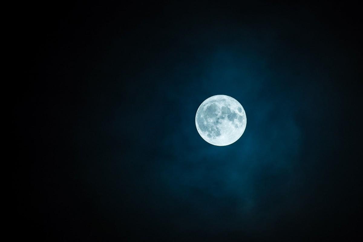 Flémalle - Promenade au clair de lune - Illustration