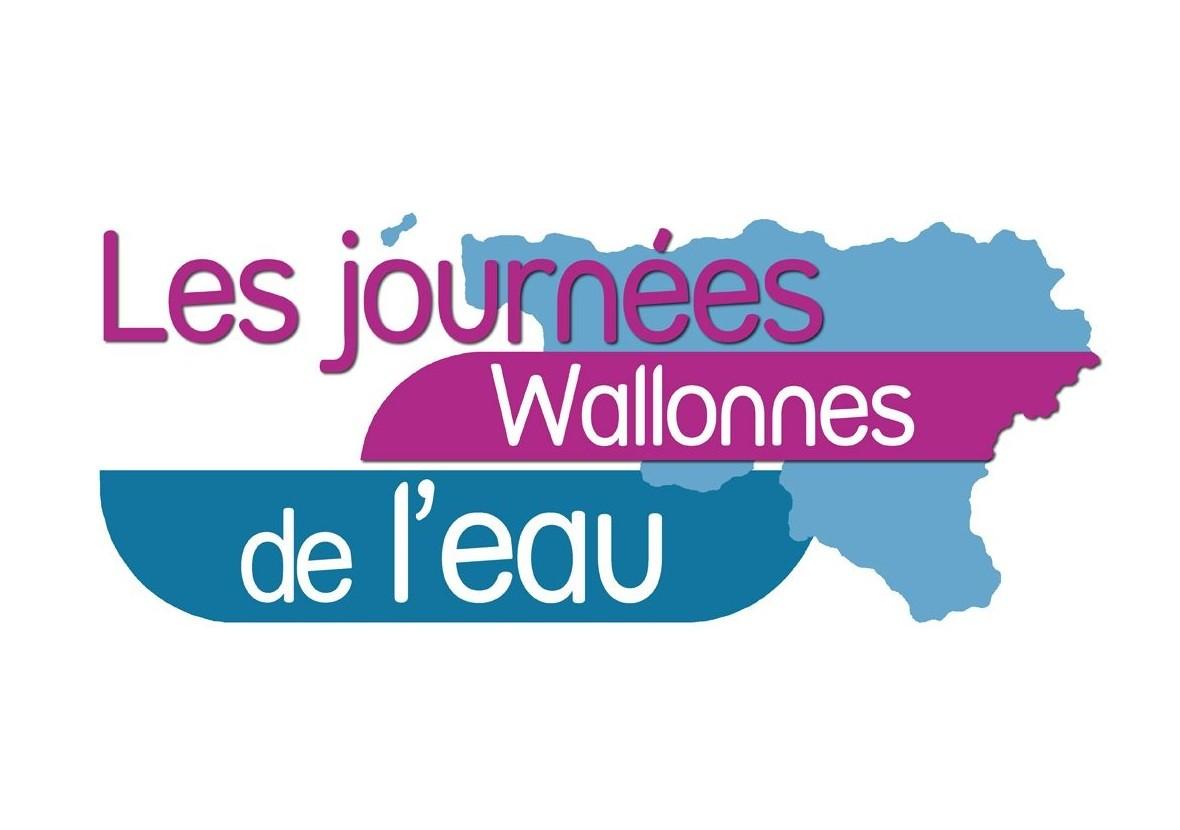 Les Journées wallonnes de l'Eau - Logo