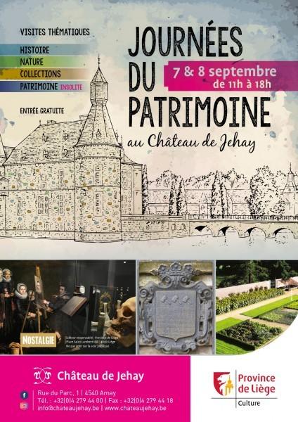Jehay - Château de Jehay - Journées du Patrimoine