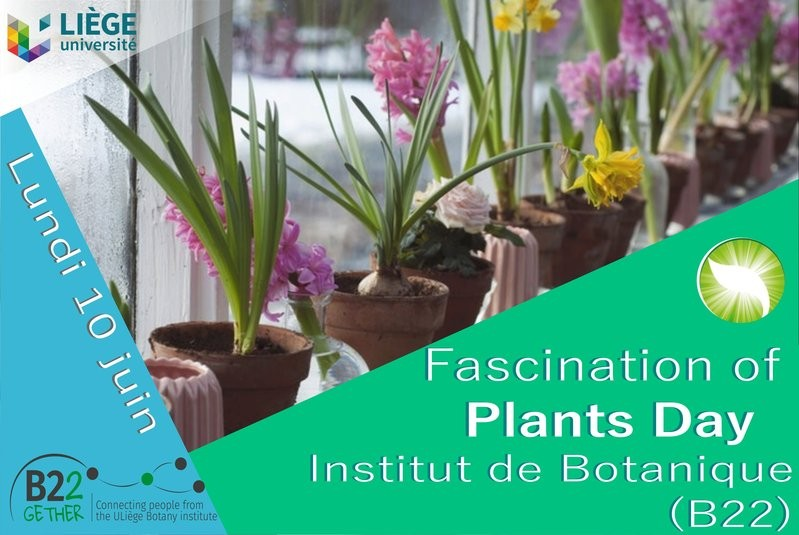 Liège - Fiscination of Plants Day