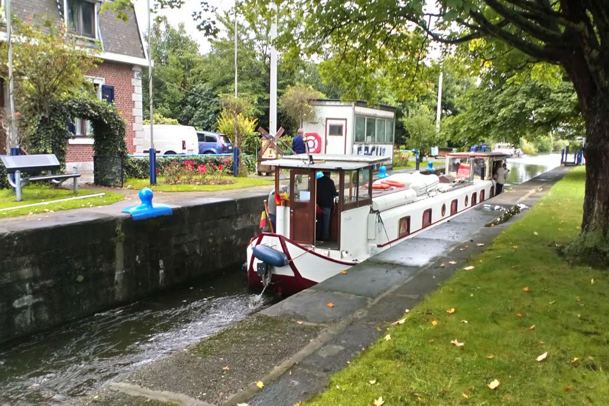 Rivage-en-Pot - Portes du canal de l'Ourthe - Angleur