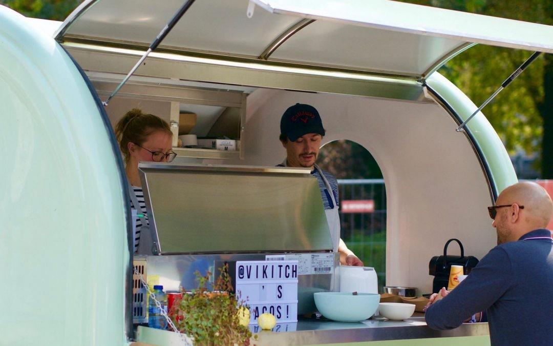 Liège - Food and Drink Art - Food Truck