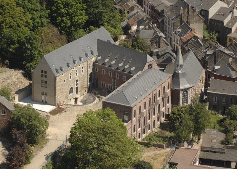 Liège - visite guidée - Les coteaux de la citadelle : entre Favechamps et Volière, découverte d'un monde à part en plein cœur de la ville d'aujourd'hui