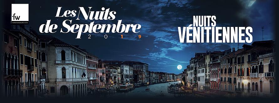 Liège - les Nuits de Septembre - Edition 2019