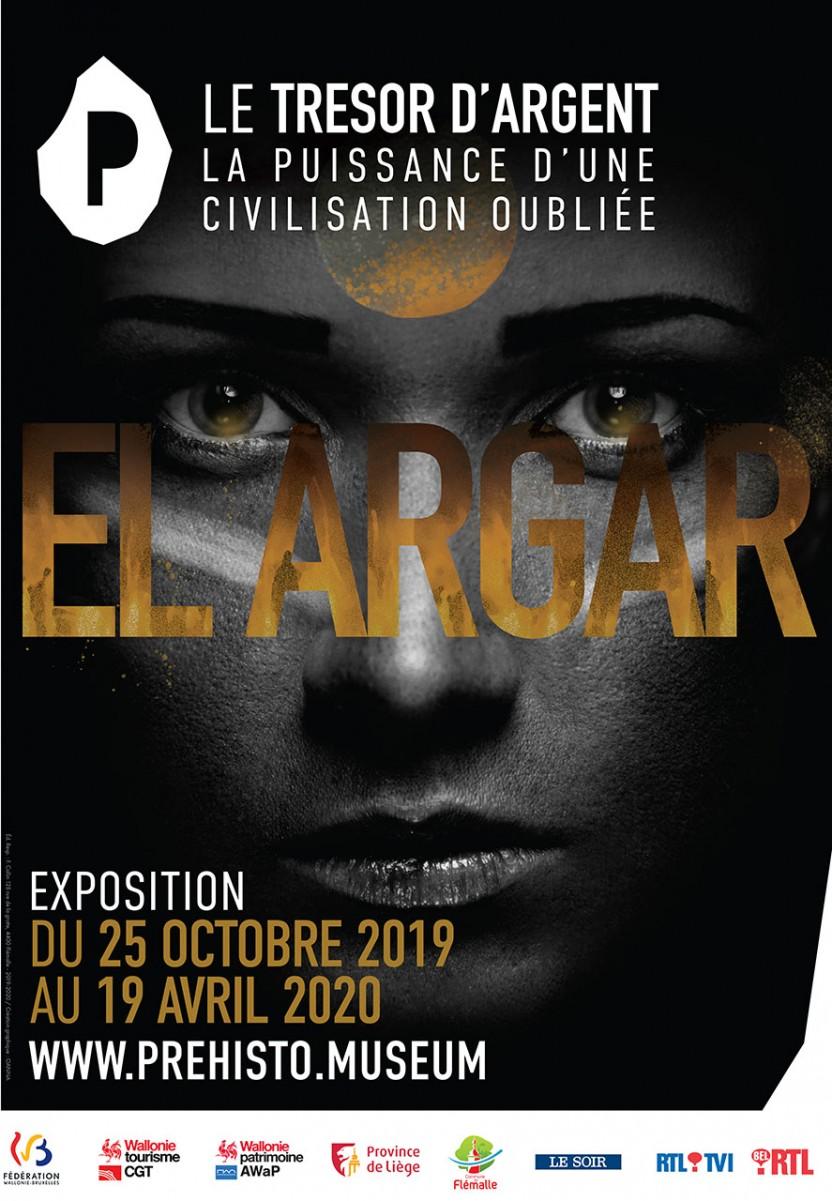 Expo El Argar - Flémalle - Affiche