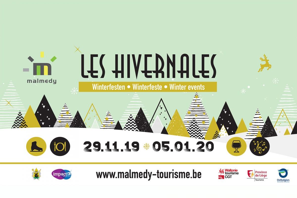 Hivernales - Malmedy - Affiche