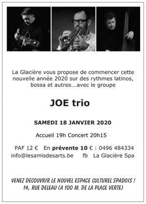 Joe trio