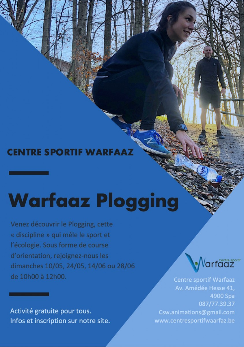 Warfaaz Plogging 2020