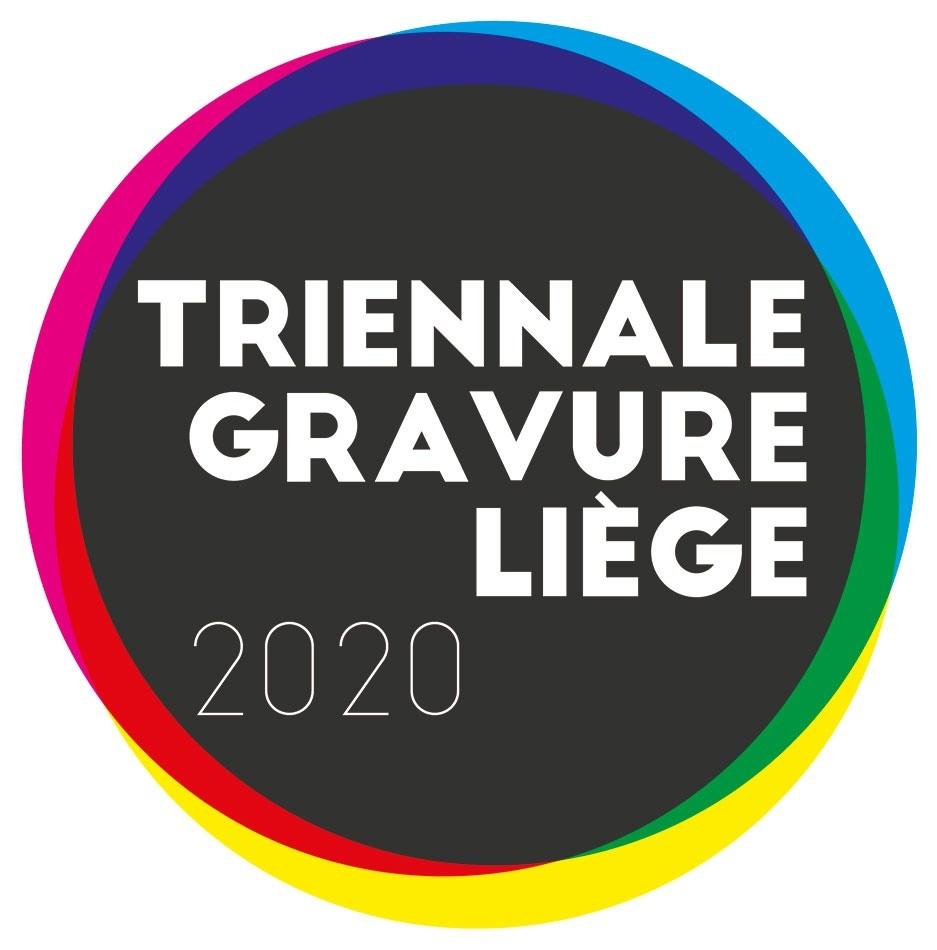 Triennale de la Gravure - Liège - Logo