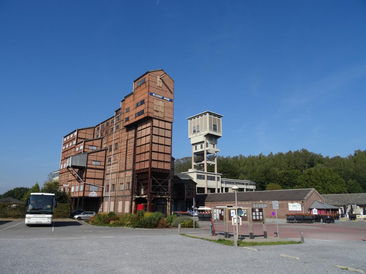 Balade guidée 40 ans Blegny-Mine