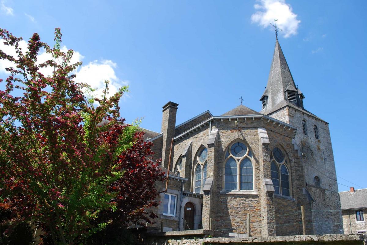 Eglise Nandrin3 - E. Keysers