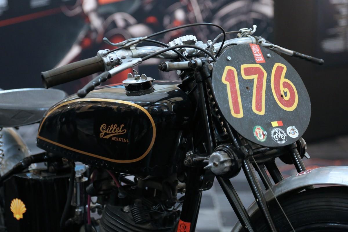 Musée de la Vie Wallonne - Expo Moto - Moto Gillet