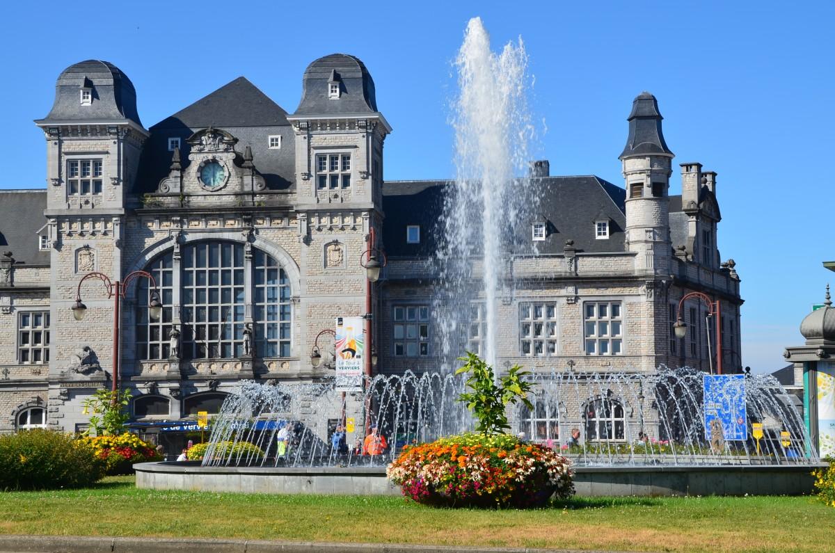 Gare de Verviers_©Ville de Verviers