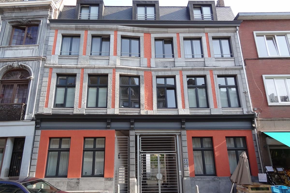 Le renouveau du quartier Ste-Marguerite © Office du tourisme de Liège