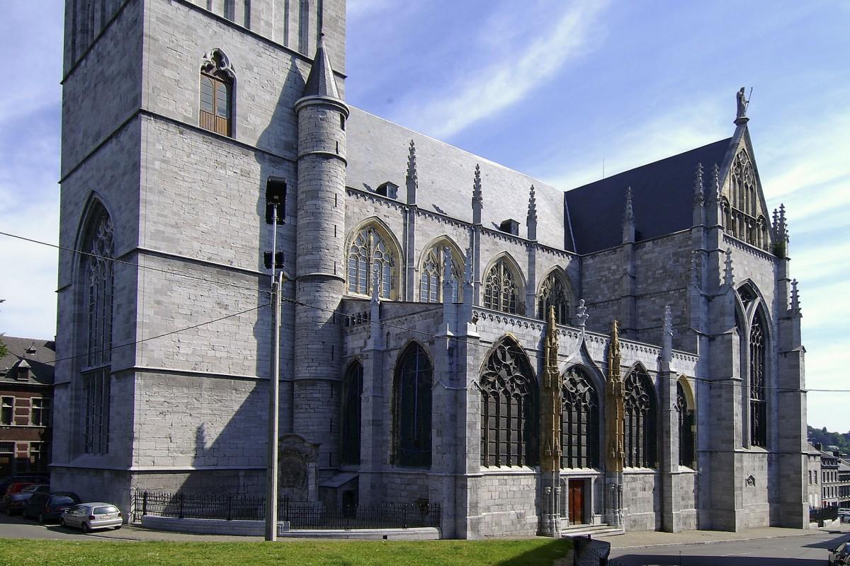 Basilique Saint-Martin © Office du tourisme de Liège