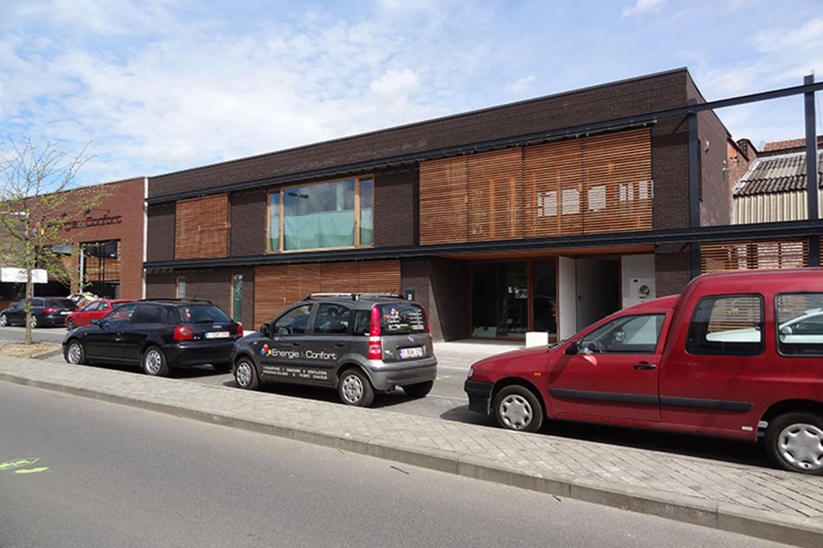 Saint-Léonard - strates histoir sociale © Office du tourisme de Liège