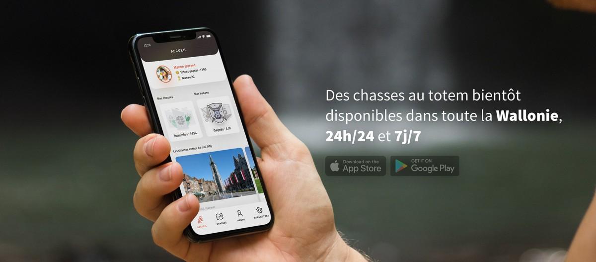 Totemus-app