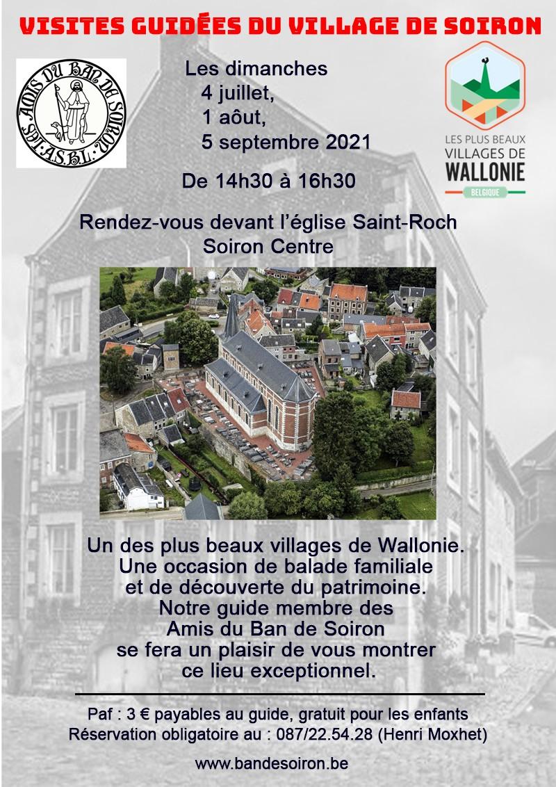 Visites guidées Soiron ©Les Amis du Ban de Soiron 06-2021