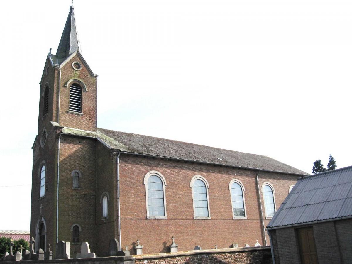 Cras-Avernas église