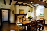 Gîte chez Charlemagne - Aubel - Salle à manger