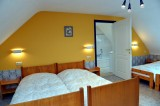 Gîtes Chevémont - Hombourg - Chambre 2 Ambroise