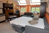 Gîtes de Chevémont - Hombourg - Charmaine chambre-salon
