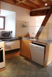 Le porche de ferme-cuisine