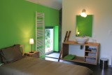 Fexhe-le-Haut-Clocher - Gîte Al Serinne - Le Verger - chambre2-1