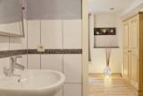 Badkamer met kast