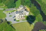 Chateau aerienne