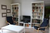 Gîte du Rowa - Nandrin - Bibliothèque