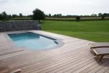 Ferme de Froidthier - piscine 2