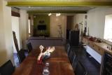 La Pause en herbe - Xhoris - salle à manger