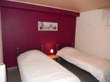 Les Gîtes du Moulin-Iris - Stavelot - Chambre lits simples