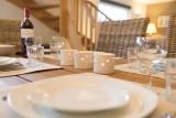 Au Creux du Bois - Salle à manger - Table