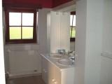 Gite de chéravoie-salle de bains